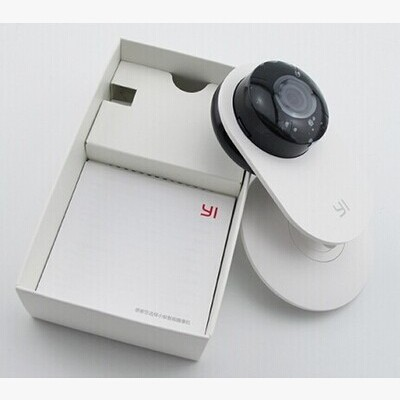 In Stock 100% Original Xiaomi Xiaoyi CCTV Camera Wireless Wifi IP Security Built-in Microphone 2Way Intercom 720P 111 degree(China (Mainland))