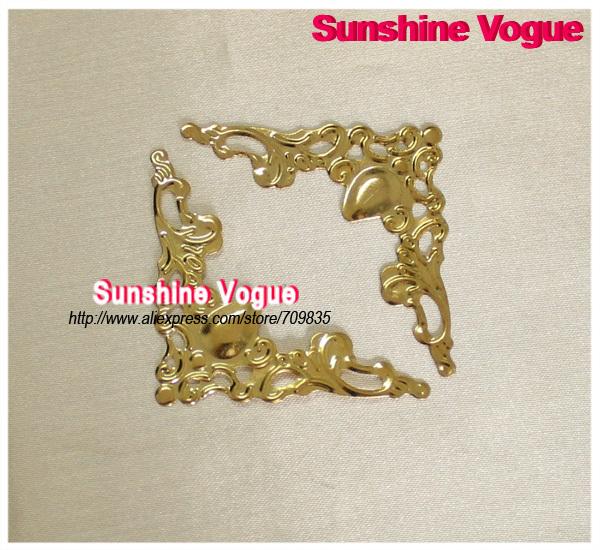 Угловые скобы Sunshine Vogue 100 , 40 * 40 DIY SV850