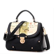 2015 women's messenger bag vintage shoulder bag women's handbag(China (Mainland))