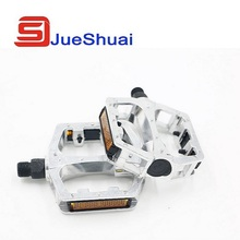 Buy JS Aluminum Alloy Mountain Road Bike Cycling Ultralight Rockbros Pedals BMX Bicicleta Wellgo MTB Pedals Bicycle Parts for $24.76 in AliExpress store