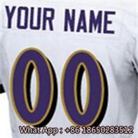 Men's Elite Jersey #5 Joe #9 Justin #29 Justin #52 Ray #57 C.J. #89 Steve Men's Elite Jersey Football Jersey 100% Stitched with(China (Mainland))