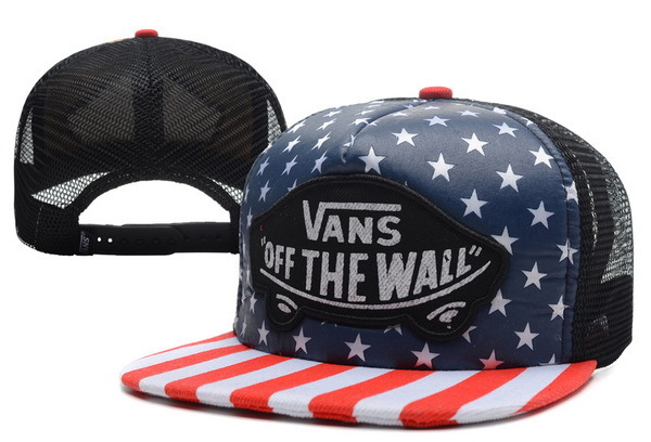 2015 New Vans Snapback Caps Gorras Vans Trucker Adjustable Hats Hip Hop Baseball Caps Off The Wall Galaxy Print Street Headwear(China (Mainland))