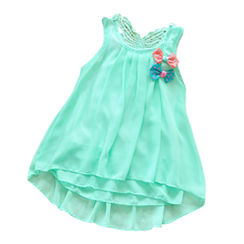 chiffon infant dress baby girl clothing summer infantil toddler clothes party christmas newborn dresses for girls vestido bebe(China (Mainland))