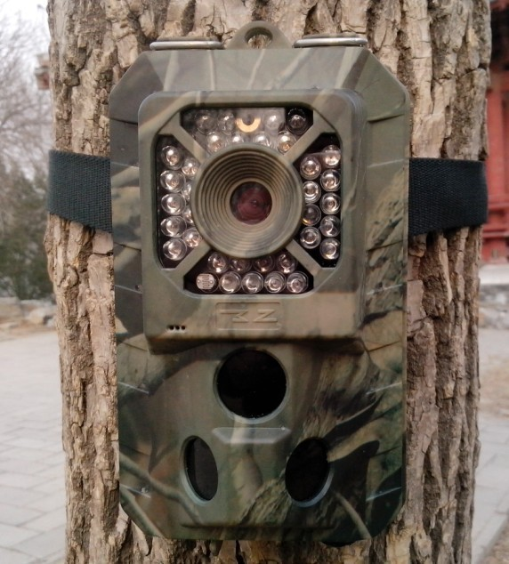 720P HD video 12mp image night vision motion detective wildlife hunting trail camera 940NM Free Shipping by HK post<br>