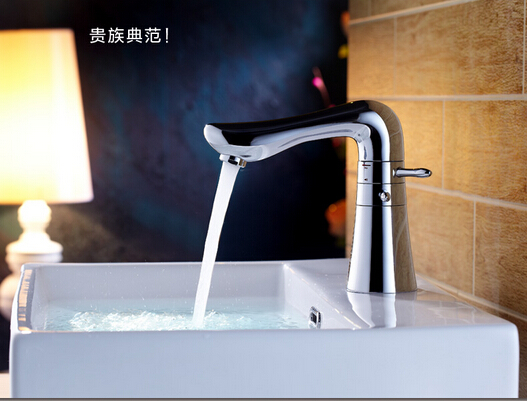2016 New arrival top high quality brass bathroom basin faucet sink faucet basin mixer bathroom faucet(China (Mainland))
