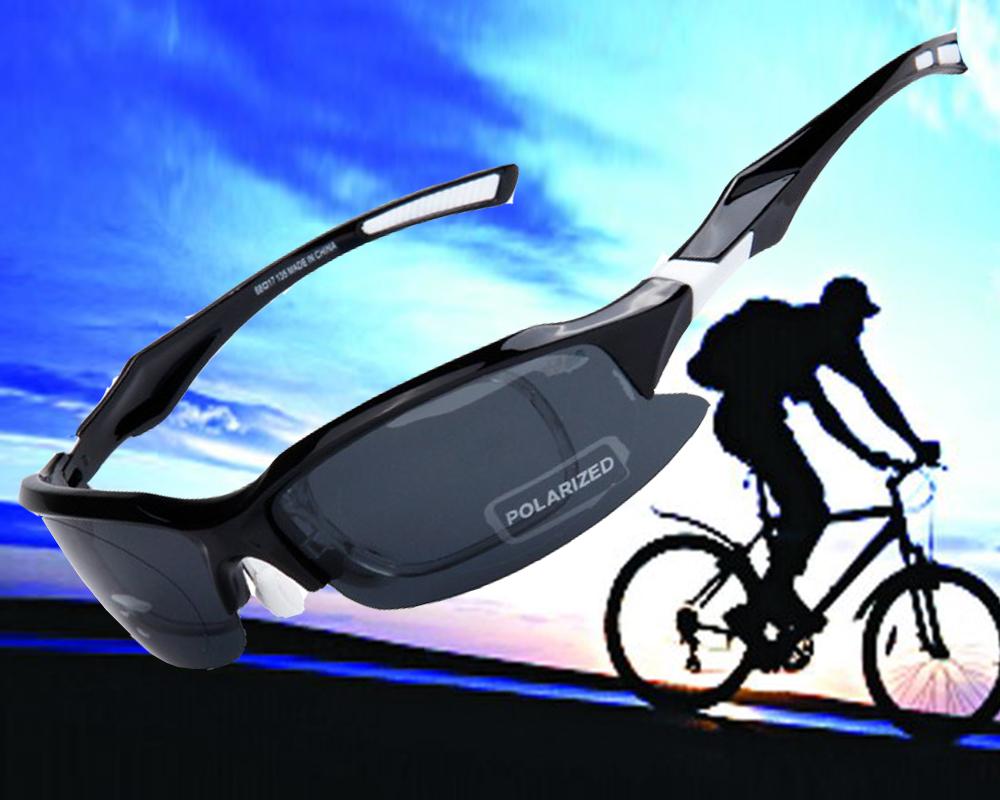 =CLARA VIDA= Fashion Outdoor Sport Sand prevention Polarized Sunglasses Goggle inner frame custom made optical prescription lens(China (Mainland))