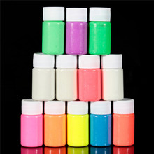 Fashion New Arrival 1PC UV Glow Neon Face Body Paint  20ml SET Of Fluorescent And Super Bright Pigment(China (Mainland))