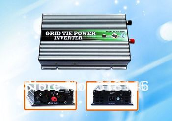 500W Solar/Wind Pure Sine Wave Grid Tie Inverter for Solar Panel,14-28V DC,110V AC(Free Shipping/High Quality /Cheap Price)
