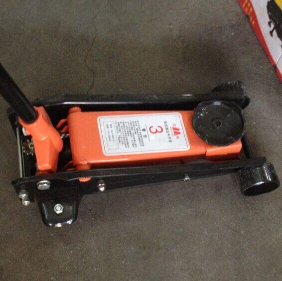 Hydraulic Jack Car Jacks Auto Repair Equipment 3 Ton Horizontal Jack Car Jack AOS-J-3(China (Mainland))