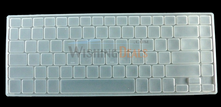 New Clear Font Laptop Keyboard Skin Cover Protector For Size In Acer Computer