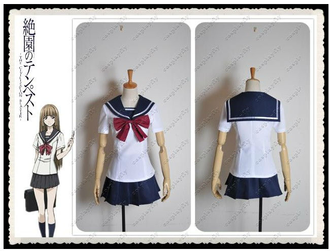 Blast of Tempest Aika Fuwa Girl Uniform Cosplay CostumeОдежда и ак�е��уары<br><br><br>Aliexpress
