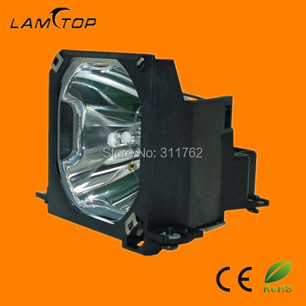 Фотография Compatible projector lamp/projector bulb  with housing ELPLP08  V13H010L08  fit for EMP-8000