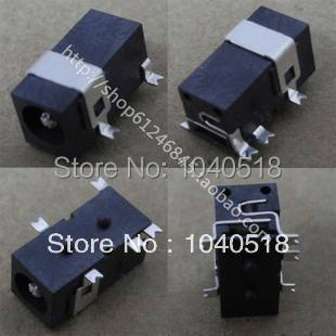 DC Power Jack The new for Asus Tablet PC Netbook etc. Power connector pin head diameter = 1.65mm DC0150(China (Mainland))
