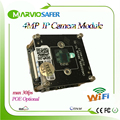 4MP H 265 CCTV IP Camera 4MP 2592 1520 wifi Boards Module DIY Your Own CCTV