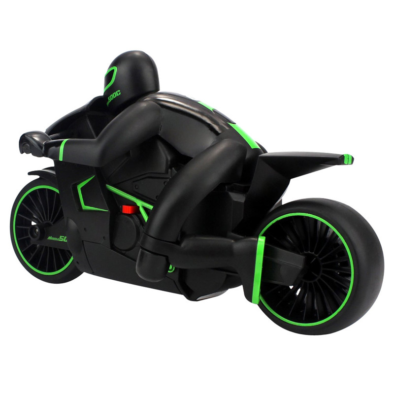 Motorcycle Toys For Boys : Remote control motorcycle mt b ch g rc