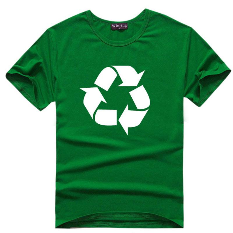 Buy Recycle Logo T Shirt 7 Colors Men