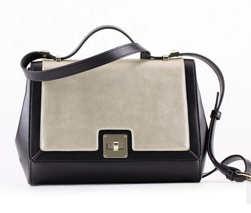 2014 European and American genuine leather bag lady fashion portable shoulder diagonal package packet(China (Mainland))
