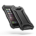 Luxury Water/Dirt/Shock Proof Gorilla Glass Metal Aluminum Case Cover For iPhone 5S SE 6 6s Plus Waterproof Shockproof Shell