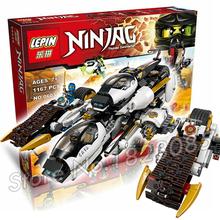 1162016 Bela 10529 phantom Ninja Ultra Stealth Raider Building Blocks Minifigures Jay Lloyd Brick Toys Compatible Lego - Baby Rhythm store
