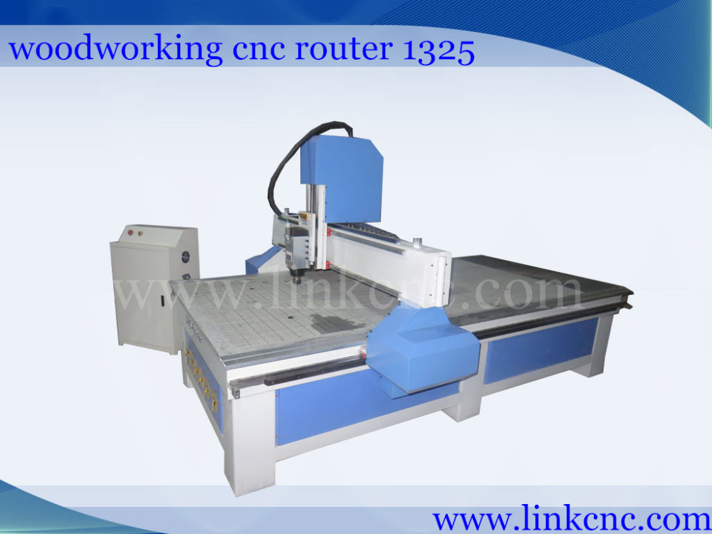 Trade assurance 3kw HQD spindle&vacuum table for cnc machine 1325/router bits for cnc 1530(China (Mainland))