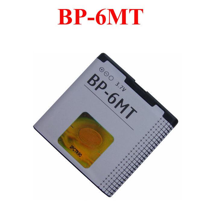 Brand New Batteries BP-6MT / BP6MT / BP 6MT Battery For Nokia 6720C / E51 / N81 / N82 / N82(8G) ,etc(China (Mainland))