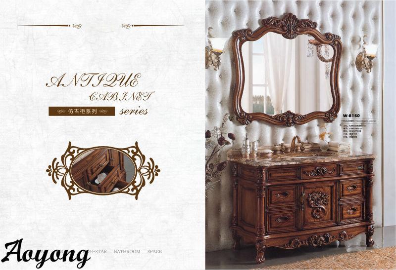 Fantastic Virtu USA Casablanca 38in Antique White Single Bathroom VanityCream
