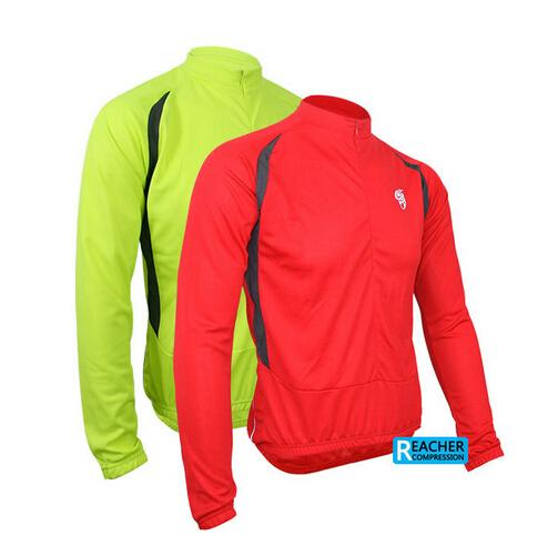ARSUXEO Breathable Long Sleeves Men Cycling Clothing Outdoor Running Sport Jersey Riding Jacket Winter Wind Coat Anti-sweat(China (Mainland))
