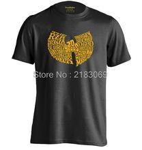 Buy Wu tang Clan Members Names Mens & Womens Rock Band T Shirt Short Sleeve Cotton T Shirt for $14.74 in AliExpress store