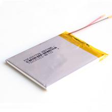 A продукт 486789 3550 мАч литиевая полимер аккумулятор с по защите M70 лежа аккумулятор