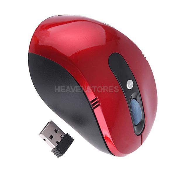 Free Shipping new Wireless Wheel USB Mouse Mice J1 Mini Mice Laptop PC hv3n(China (Mainland))