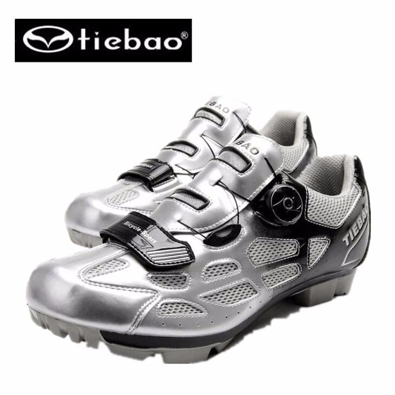 Tiebao cycling shoes 2017 mountain bike Athletic Shoes MTB Bicycle Sport Shoes men sneakers women superstar sapato ciclismo