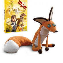The Little Prince Fox Plush Dolls  le Petit Prince Stuffed Animal Plush Education Baby Toys Kids Birthday/Xmas Gift Pillow Sleep(China (Mainland))