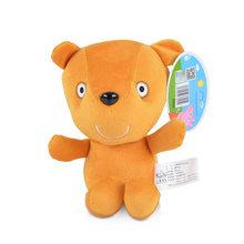 Marca original peppa pig kawaii brinquedo de pelúcia animal de pelúcia 19/30/46cm george porco dragão urso boneca brinquedo de presente de natal para crianças bebê(China)