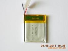 Поставка ультра-высокой полимерная 262,125 малых литиевая батарея
