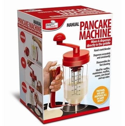 babycakes funnel cake maker manual