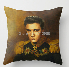 Elvis Presley – replaceface (two sides) Custom Pillow Cases