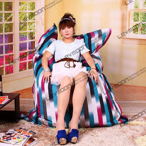 Фотография FREE SHIPPING outdoor bean bag cover water proof bean bag  140*180cm bean bag  modern sofa chair