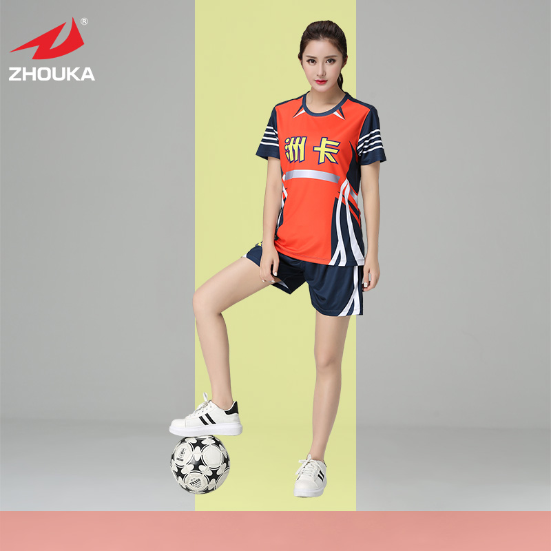 Hot sale 2016 Full sublimation printing set Women's Soccer Uniforms(China (Mainland))