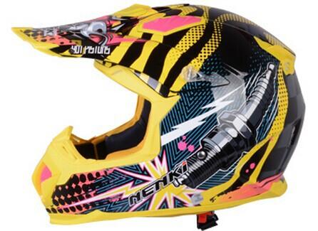 Free shipping upscale racing helmet motorcycle helmet full helmet highway ran cross-country helmet   nenki315