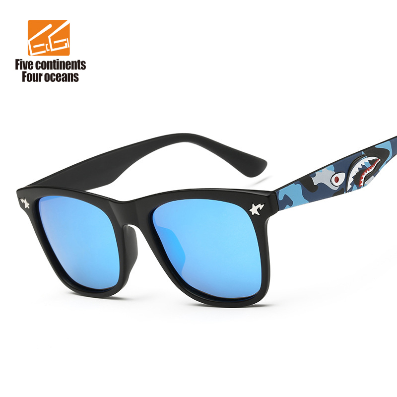 Shark Eyes Sunglasses  online whole shark polarized sunglasses from china shark