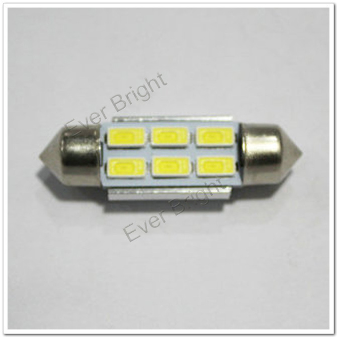 Здесь можно купить  New Arrival!! 100pieces/lot Canbus Error Free Non Polarity C5W 5730 6SMD 31mm/36mm Festoon Lamp Car Door Light White  Автомобили и Мотоциклы