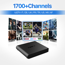 Buy Italy Arabic IPTV Box Android 6.0 S905X Quad-core Smart TV Box HD Media Player Europe IUDTV IPTV Subscription Set Top Box for $52.90 in AliExpress store