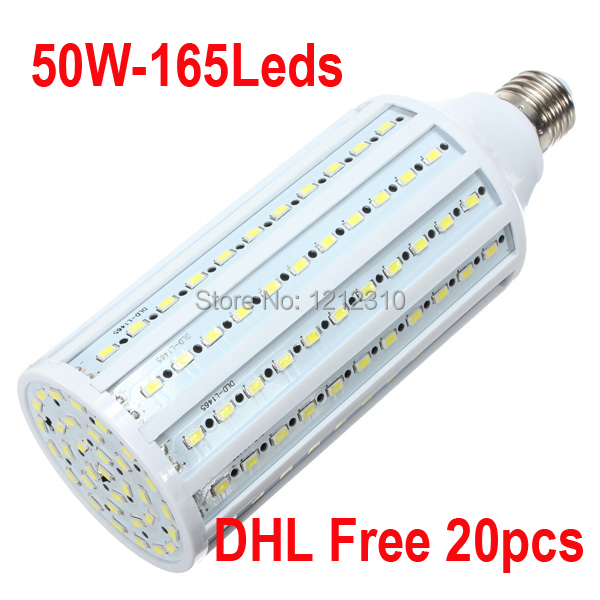 for 50w led bulb e27 b22 e40 ac110 220v 5730 smd led corn. Black Bedroom Furniture Sets. Home Design Ideas