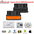 Free Shipping Newest V2 1 Vgate ELM327 iCar2 Bluetooth WIFI ELM327 OBD2 EOBD CAN ELM327 Adaptor
