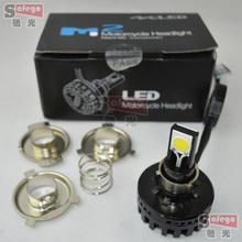 18W 1800LM H4 H6 H7 Hi/Lo Motorcycle LED Headlight Bulb 12V motorcycle headlight LED Motorbike Bicycle Bike Headlamp fog lights(China (Mainland))