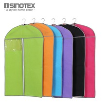 1 PCS Multi-color Must-have Home Zippered Garment Bag Clothes Suits Dust Cover Dust Bags Storage Protector(China (Mainland))