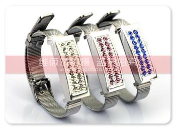 Crystal bracelet usb flash drive fashion usb flash drive girls gift usb flash drive 32g