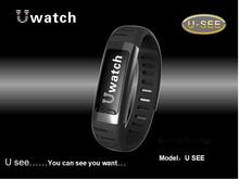 Bluetooth водонепроницаемый Smartwatch наручные шагомер смарт часы для android-ios телефон удобно часы для Samsung / Huawei / Xiaomi U9