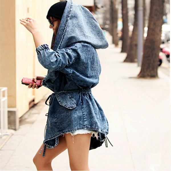 New-Denim-coat-Oversized-Hoodie-Hooded-Outerwear-Jean-Wind-Jacket-Denim-Women-Coat-female-autumn-chaquetas