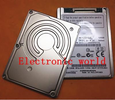 Toshiba 120 GB Internal 4200 RPM 1.8 MK1231GAL Hard Drive iPod Classic 6th hdd<br><br>Aliexpress